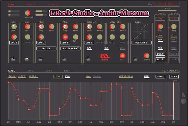 Artificial Audio Quartz v1 1 MacOSX