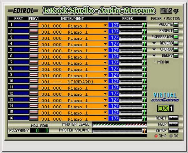 download virtual sound canvas italiano gratis