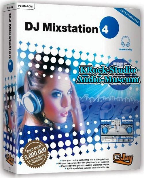 Ejay dj mixstation 4 reloaded.