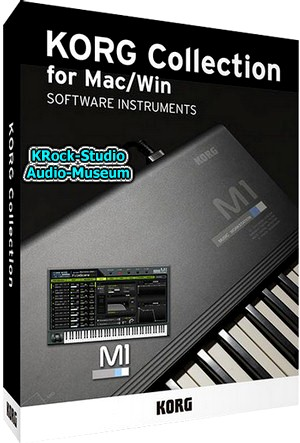 KORG M1 v1 8 0 WiN - Audio-Museum