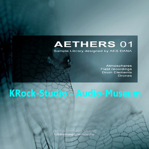 Aes Dana Aethers 01 Sample Library MULTiFORMAT DVDR - Audio-Museum